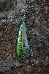 fishing, bait, pike, jerkbait, wobbler, mackerel, fishing lures