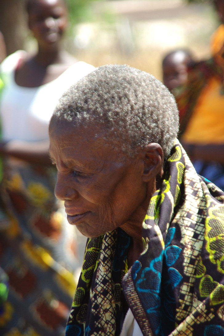 grandmother, grandma, africa, tanzania, wisdom, silent