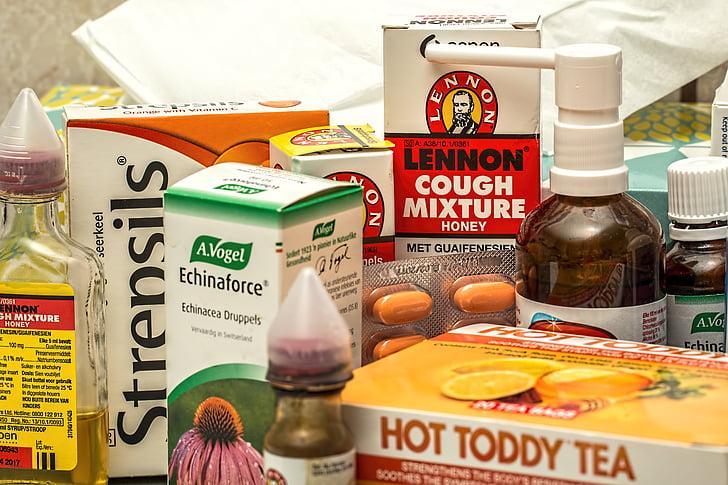 grip, grip, fred, virus, malalt, malaltia, malalt