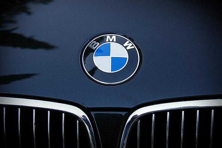 BMW, cotxe, marca de cotxes, Escut de BMW, frontal