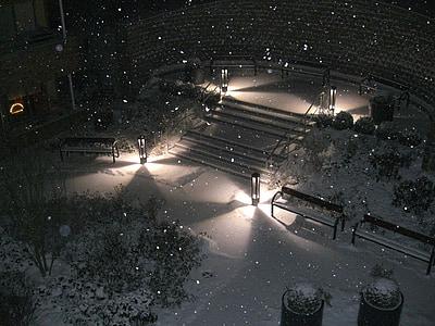 zimné dojmy, zimné, sneh, biela, mrazivé, za studena, snehu lavína