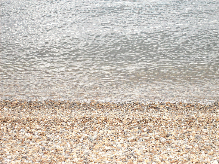 пляж, берег моря, води, узбережжя