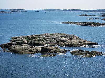 svenska skärgården, i göteborg, Västra Götalands län, Sverige, Östersjön, Göteborg, Svenska