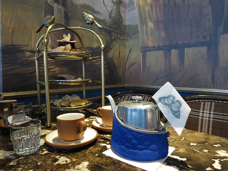 afternoon tea, high tea, wikiproject taiwan, taichung