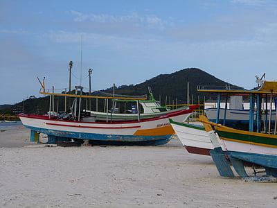 embarcacions, platja, vaixell de fusta, pesca, vaixell de pesca