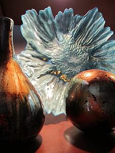 resum, bodegons, vidre, ampolla, decoració, decoracions, il·luminació