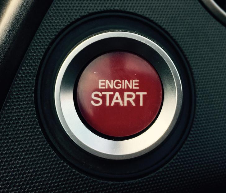Inici, Inici, cotxe, auto, el vehicle, al seu torn, motor