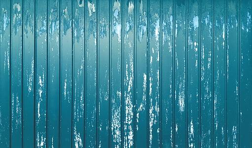 latar belakang, struktur, warna, biru, pola, latar belakang, kayu - bahan