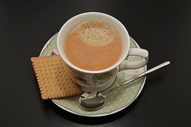 kohvi, kohvi tass, Tere hommikust, jook, Break, toidu, Kohvipaus