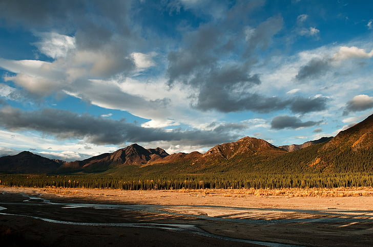 paisatge, escèniques, tardor, natura, muntanyes, desert, a l'exterior