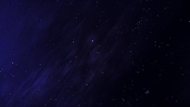 nattehimlen, ΑΣΤΡΟΦΩΤΟΓΡΑΦΙΑ, stjerner, nat, baggrunde, abstrakt, sort farve