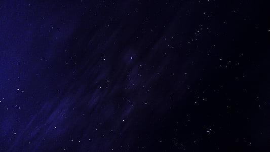 Öine taevas, ΑΣΤΡΟΦΩΤΟΓΡΑΦΙΑ, tähed, öö, taustad, abstraktne, musta värvi