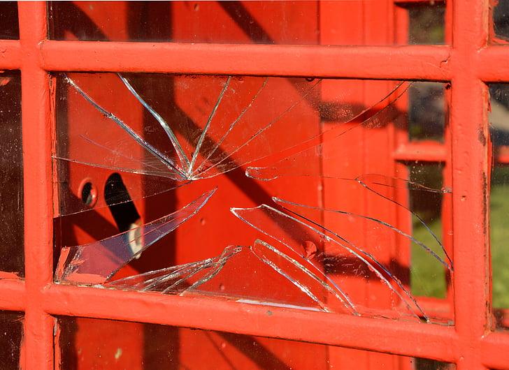 broken glass, glass, broken, destruction, destroyed, shard, red