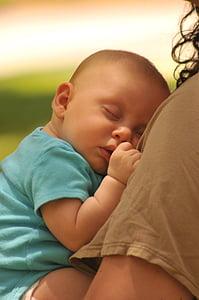 baby, sleeping, newborn, infant, cute, sleep, white