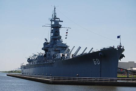 battleship, alabama, mobile, military, weapon, warship, navy