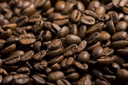 koffie, koffiebonen, bonen, aroma, bruin, drankje, Café