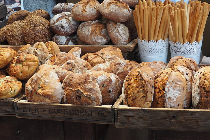 brood, Colin, ambachtelijk brood, brood, Ontbijt, voedsel, voeding