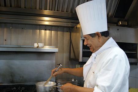 xef, cuina, Restaurant, cuina