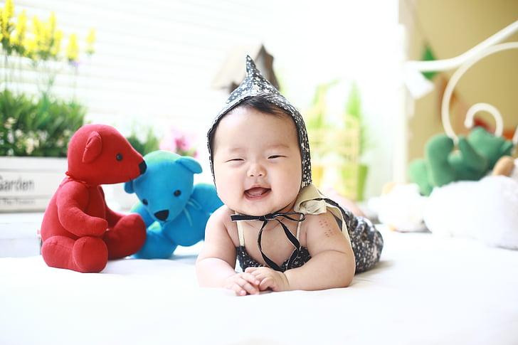 赤ちゃん, かわいい, かわいい赤ちゃん, 幼児, 子供, 罪のないです。, 甘い
