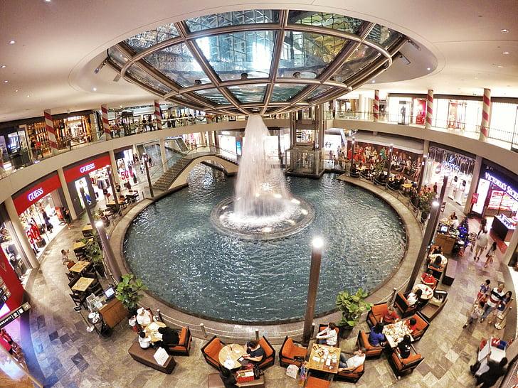 Singapur, Marina bay, Marina bay sands, Şehir, Asya