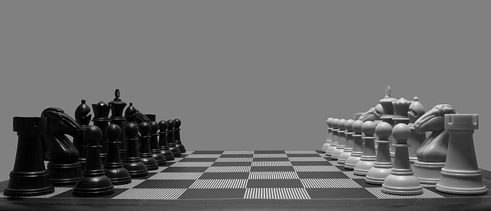chess, chess men, game, chess pieces, chessboard, strategy, pawn - Chess Piece