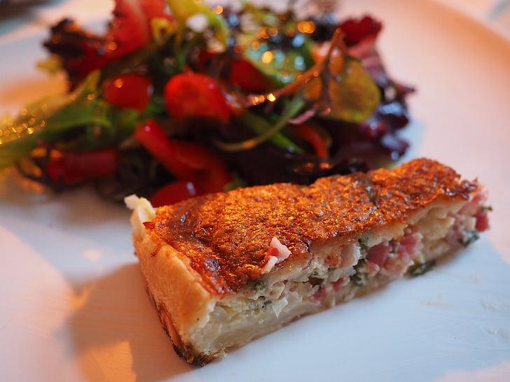 Terrina de formatge cremós, menjar, aliments, gastronomia, gurmet