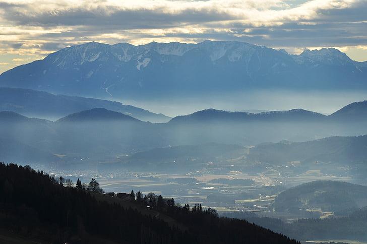 koralpen, wolf mountain, styria, austria, mountain, nature, landscape