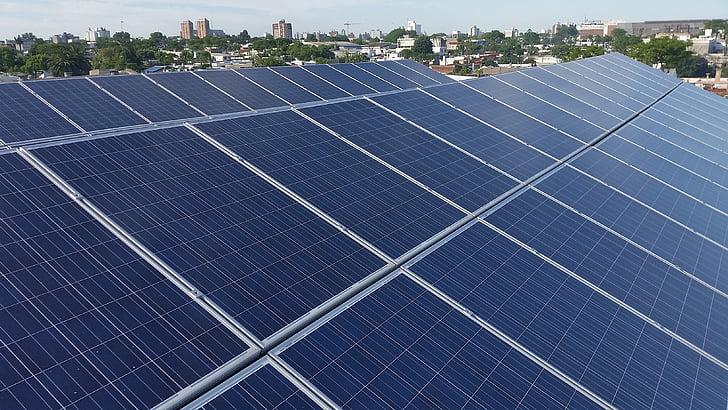 päikeseenergia, paneelid, Solar paigaldamine, tugentman, tehnoloogia, elektrienergia, keskkond