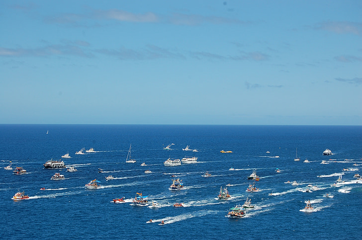 boats, sea, boat, ocean, blue, career, competition