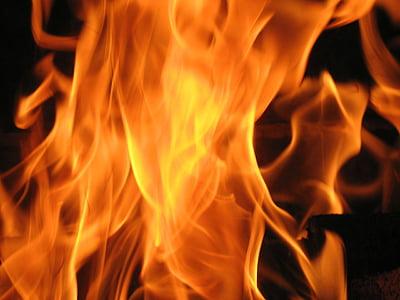 foc, calor, combustible, flama, flames, calenta, fons
