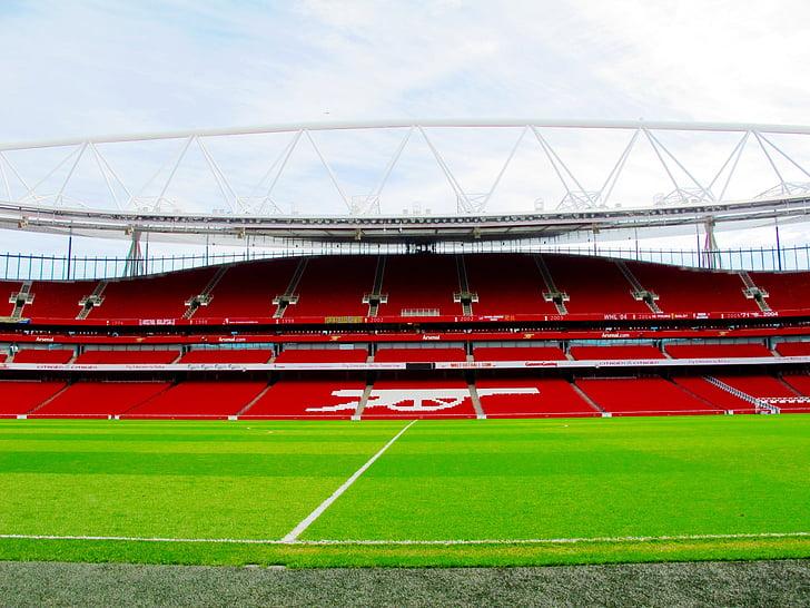 Estadi dels Emirats, Londres, arsenal, Estadi, futbol, terreny de joc