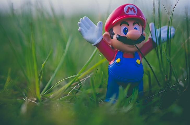 природата, играчка, деца, детство, дете, деца само, трева