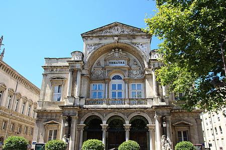 Авіньйон, Opera, Франція, Архітектура, Визначні пам'ятки, Будівля, південь Франції