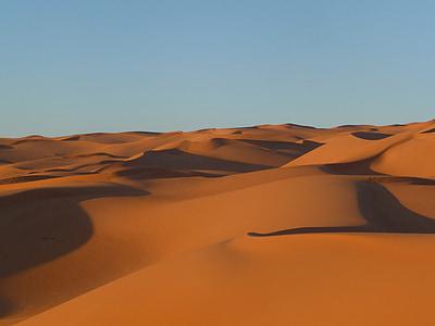 Líbia, desert de, resta, Sàhara, paisatge, sorra, Dune