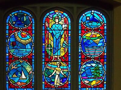 Windows, venster, geloof, Heilige, religie, God, Bijbel