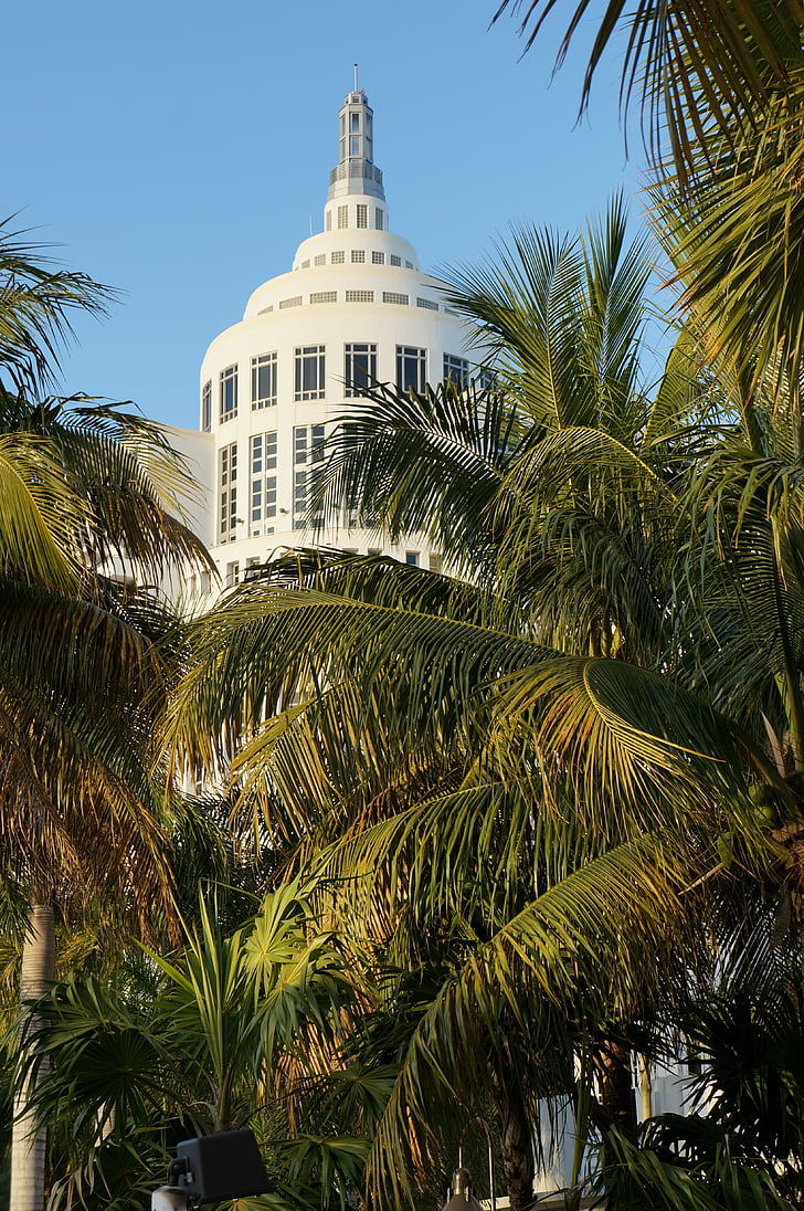 Hotel, Miami beach, Florida
