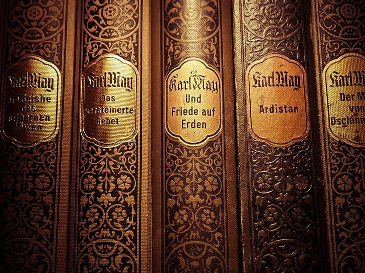 books, read, literature, bookshelf, old, old books, close