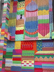 pouličné umenie, graffiti, farby, Kultúra, funky, vzor, textilné