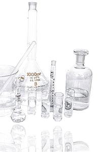 laboratoře, výzkum, chemii, zkouška, experiment, mnoho, farmaceutický průmysl