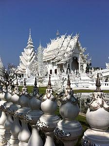 Tailàndia, Temple, blanc, temple blanc
