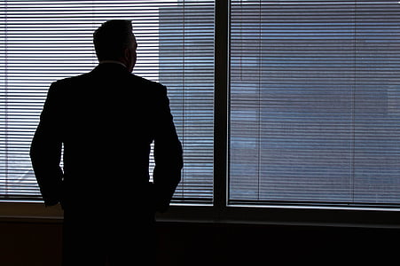 business, man, business man, businessman, window, looking out window, corporate