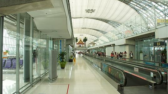 Sân bay, Sân bay khách sạn, Thái Lan, Station, hành khách, mọi người, giao thông vận tải