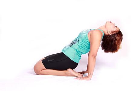 Активные, деятельность, спортивная(ый), баланс, тело, Упражнение, моды
