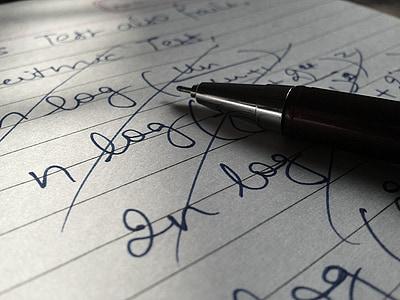 retro, Papper penna, matematik, beräkningar, anteckningar, skolan, lärande