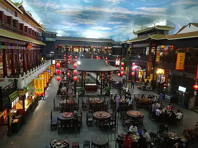Kaifeng, öö eest, vana võlu