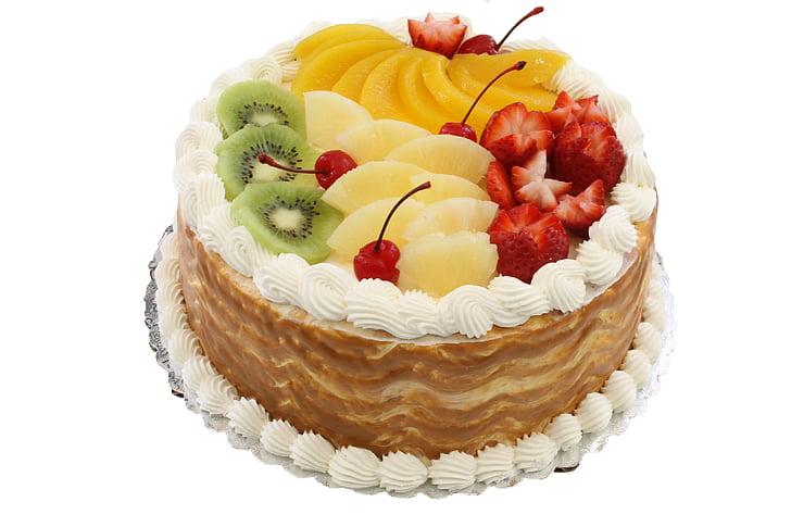 kook, puu, magustoit, Pagari, Sünnipäev, küpsetamine, maitsev