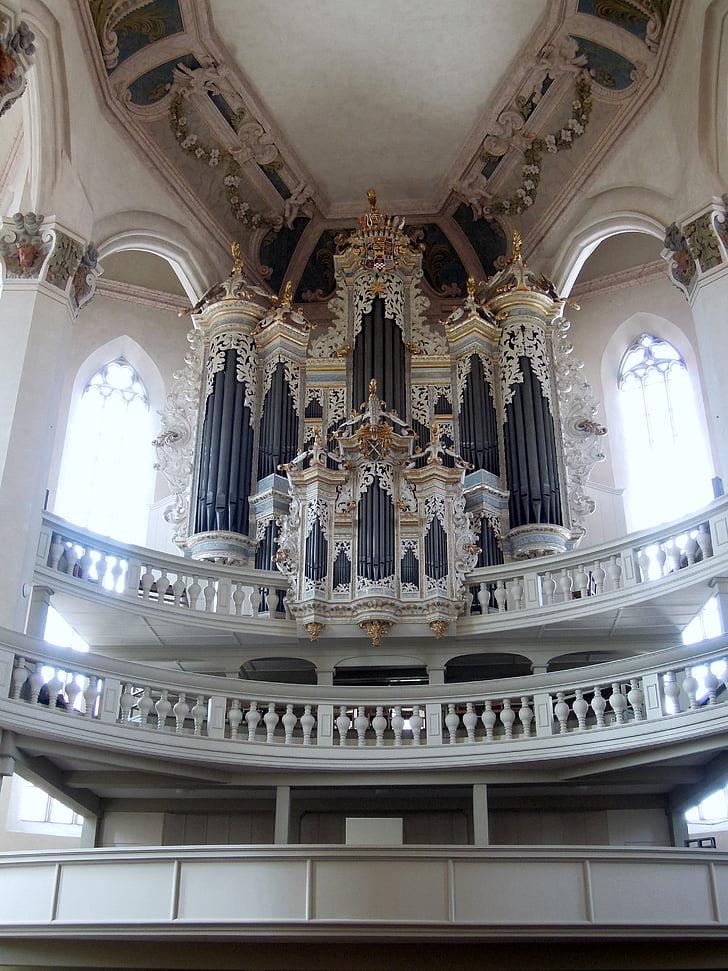 ludwig church, saarbrücken, church, organ, christian