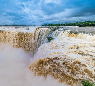 juga, vee, Kosed, maastik, loodus, veed, Brasiilia