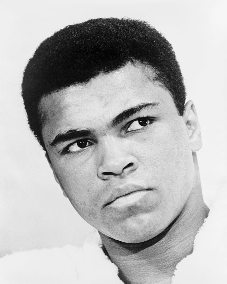 muhammad ali, professional boxer, champion, heavyweight, portrait, boxing, ring