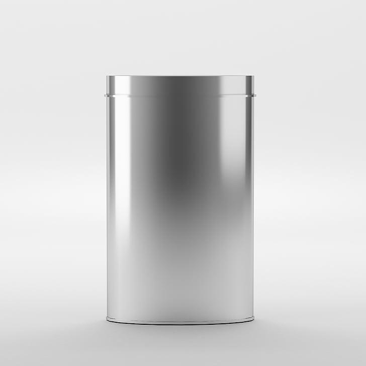 étain, peut, blanc, Metal, étamé, produit, en acier